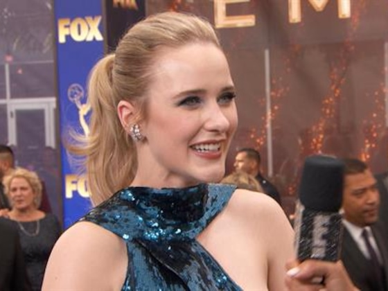 Rachel Brosnahan Keeps Her Emmy on the Toilet...