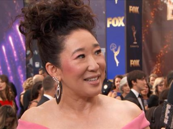 Sandra Oh Calls Fan Reaction to