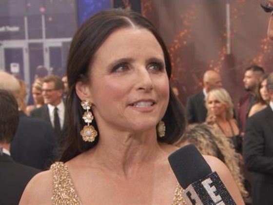 Julia Louis-Dreyfus Is All Nerves at 2019 Emmys