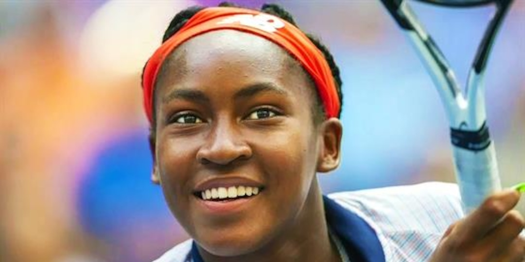 Coco Gauff Tests Positive for COVID & Pulls Out of Tokyo Olympics - E! Online.jpg