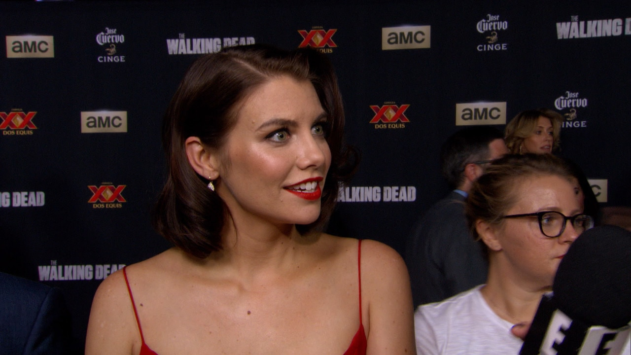 Lauren Cohan From The Walking Dead Steps Out With a New Haircut and Fans Have Intense Feelings About It
