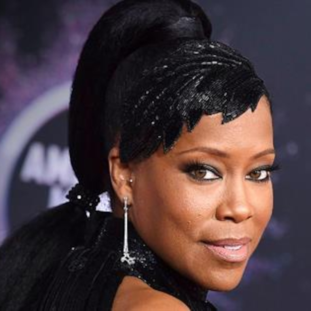 Regina King Surprised by Throwback Video for Birthday!