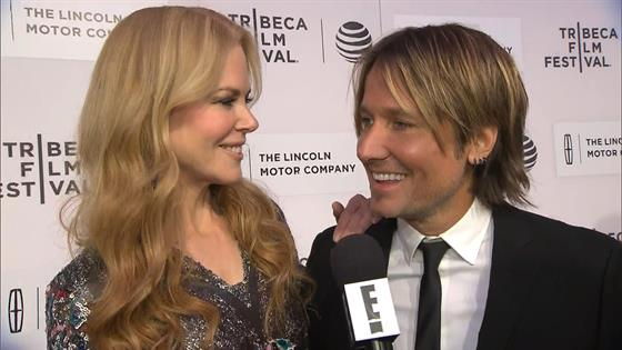 Keith Urban Shares A Throwback Photo To Celebrate His 10th: Keith Urban And Nicole Kidman's Performance Of The Fighter