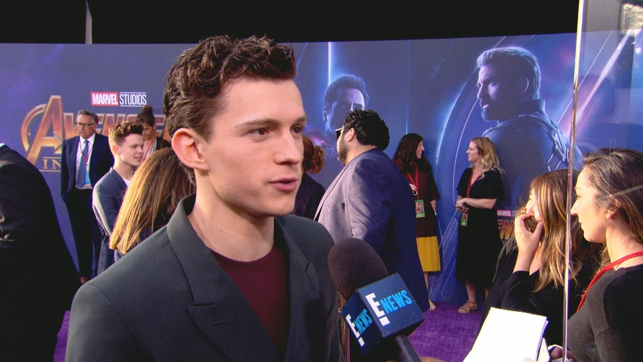 Tom Holland Proves Superheroes Make the Best Decisions While Drunk