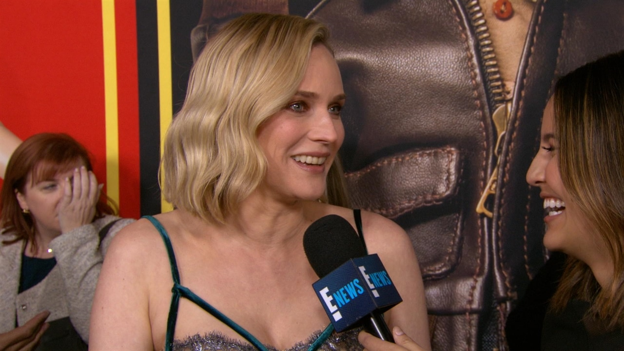How Diane Kruger Plans to Celebrate Her First Christmas as a Mom