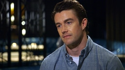 Tyler Henry Gives Robert Buckley's Father a Message