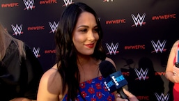 Brie Bella Gives Status Update on Sister Nikki & John Cena
