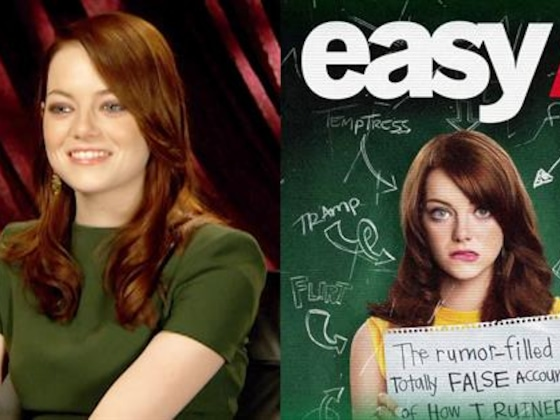 Emma Stone Raves Over