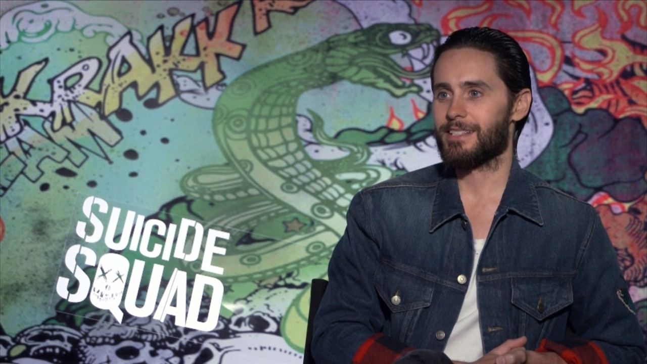 Jared Leto Would Love to Star In a Romantic Comedy: Make it Happen, Hollywood!