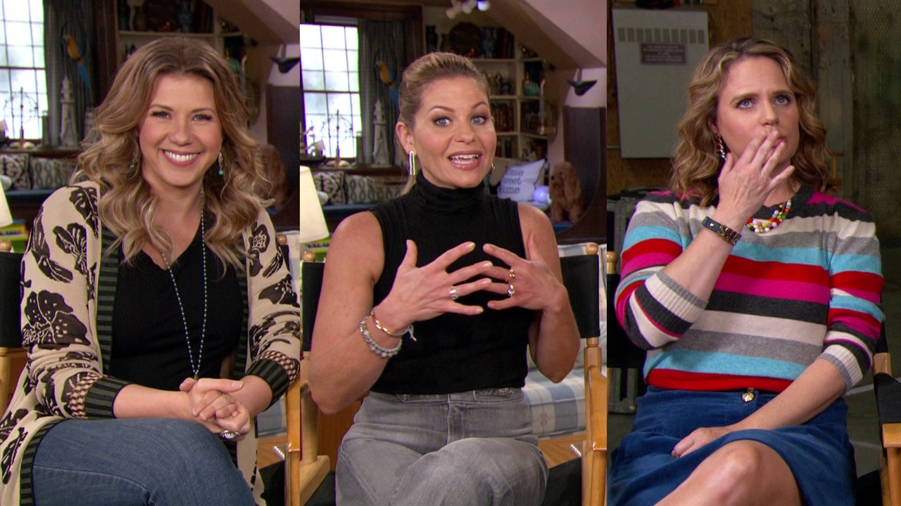 How the Cast of Fuller House Prepared to Say Goodbye, Or Not