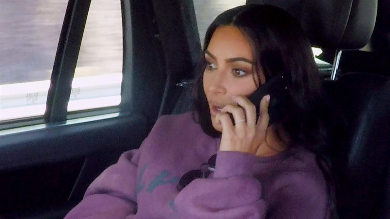 Khloe Kardashian Calls 911 After Kim's Security Team Tackles Kris Jenner!