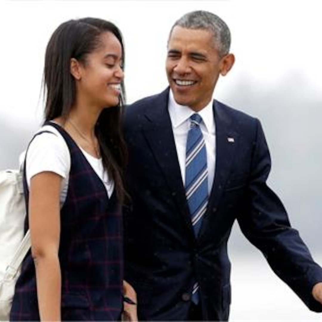 Why Barack Obama Let Daughter's Boyfriend Move In