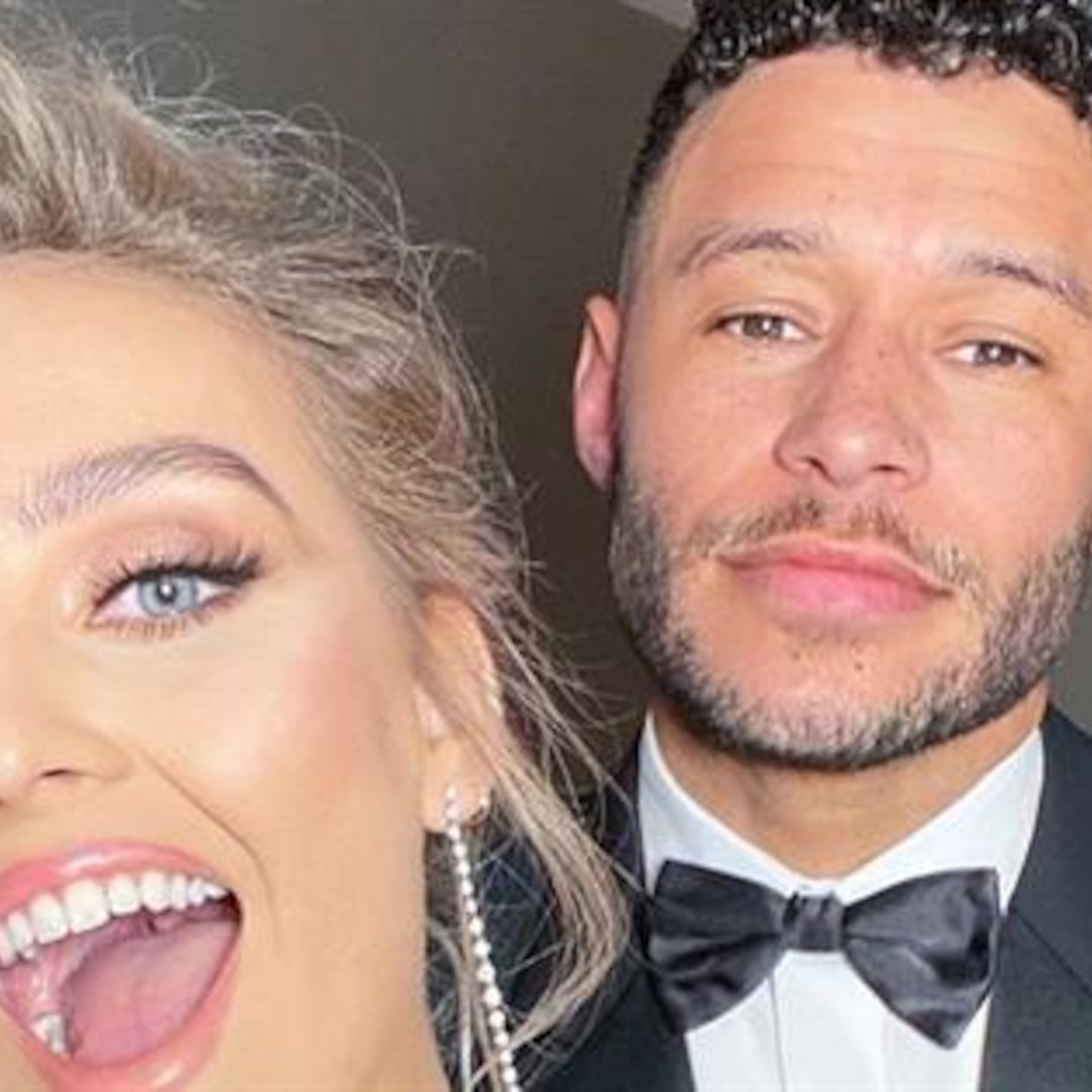 Little Mix's Perrie Edwards Is Pregnant