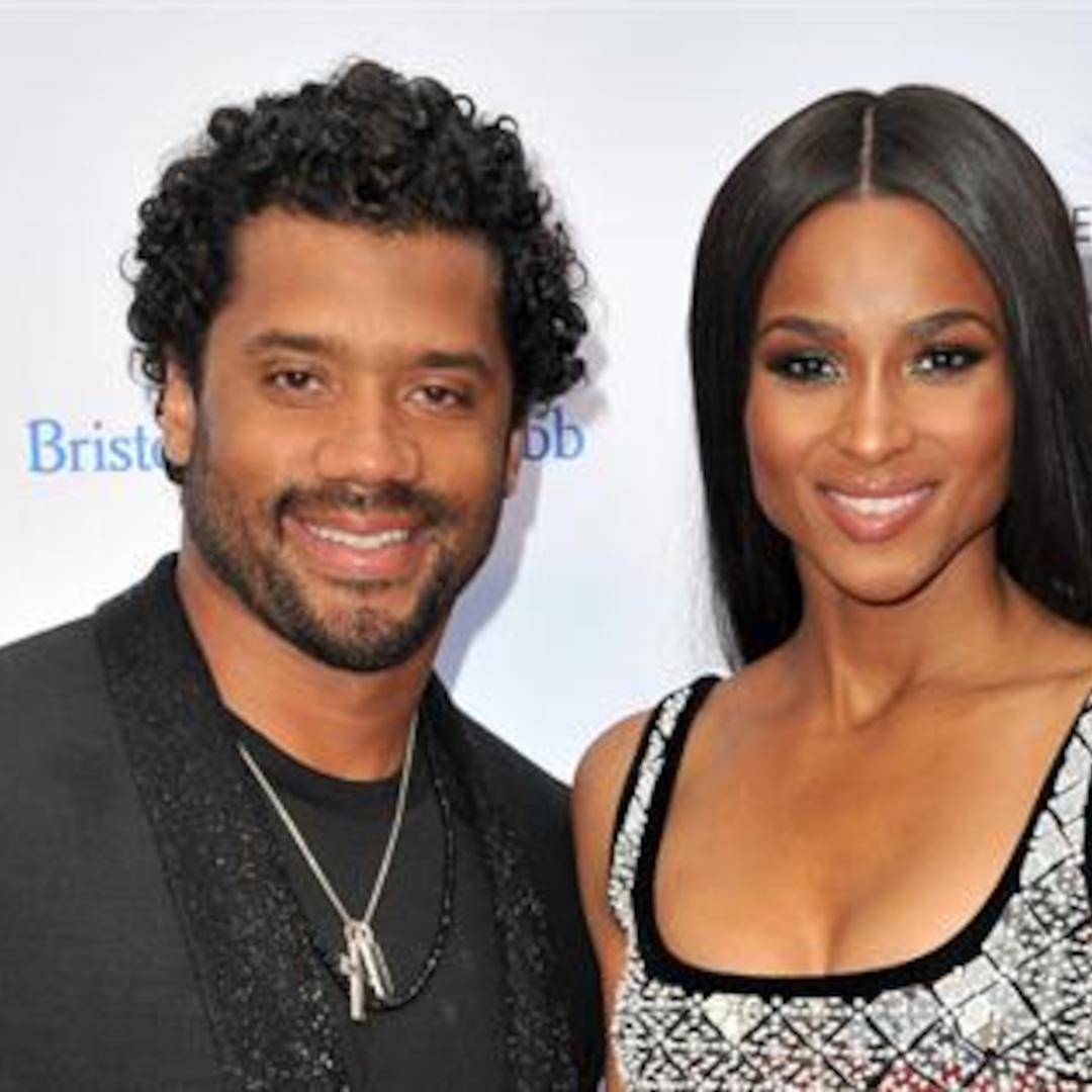 Ciara Documents Russell Wilson After Wisdom Teeth Removal