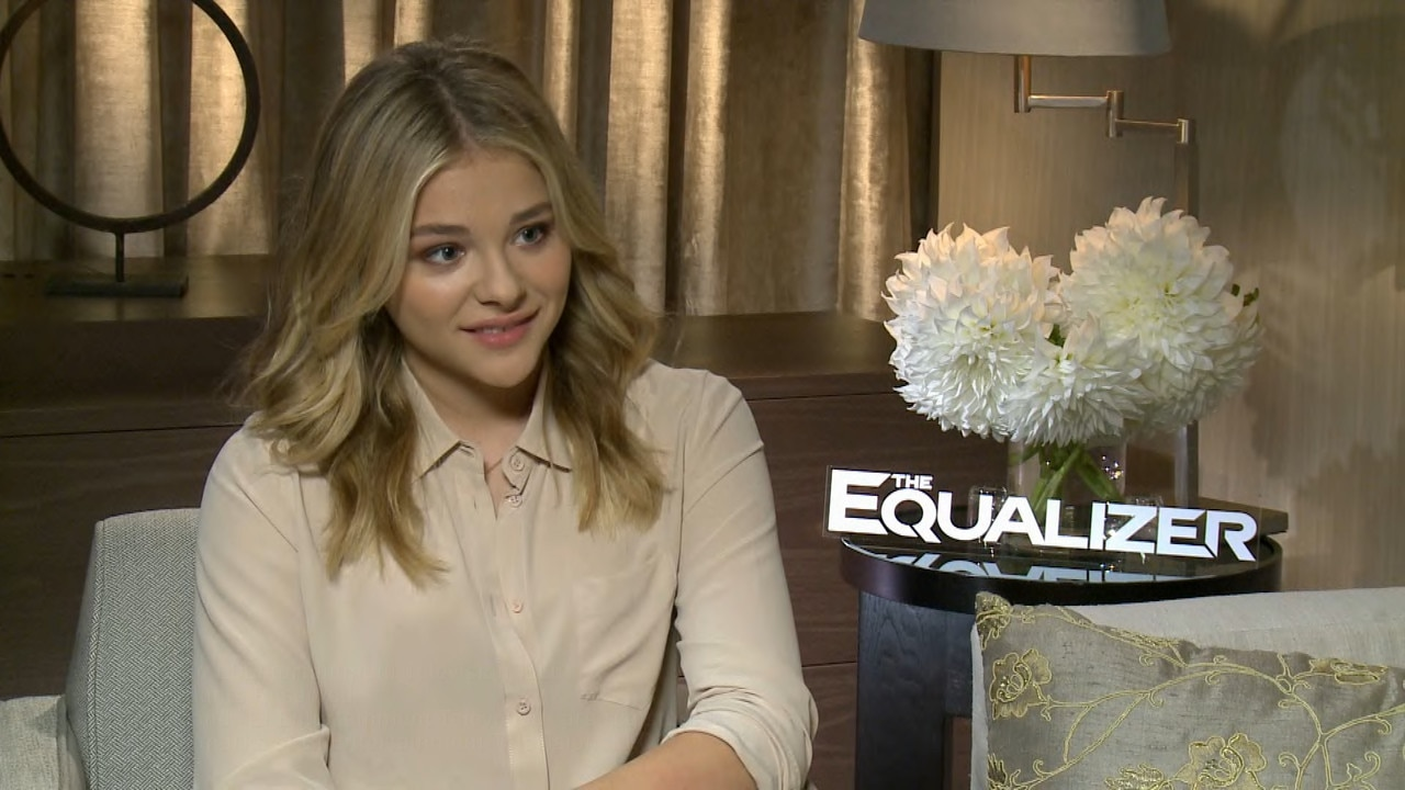 What Chloe Grace Moretz Thinks Of Nude Pics Scandal  E News-9168