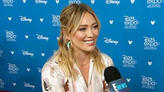 Hilary Duff Will Reprise Lizzie McGuire Role for Disney+ Reboot