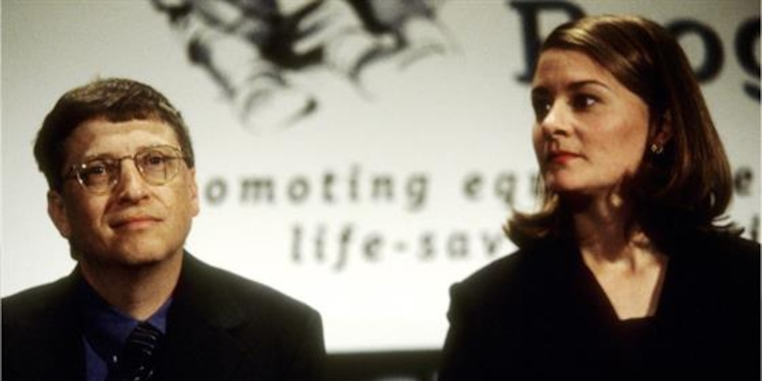 Bill Gates & Melinda Gates Divorcing After 27 Years of Marriage - E! Online.jpg