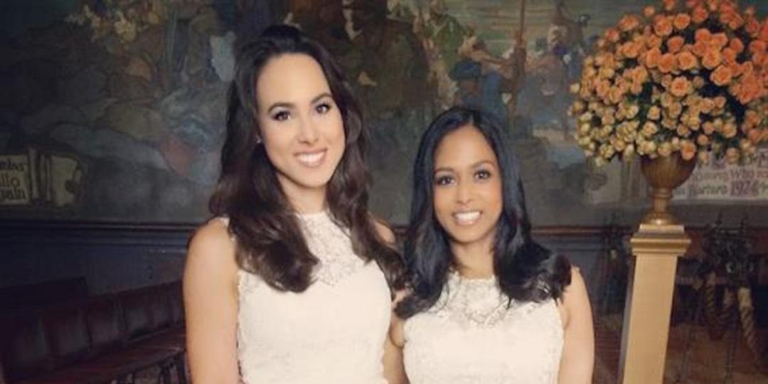 Meena & Maya Harris Reflect on Motherhood & Raising Children - E! Online.jpg