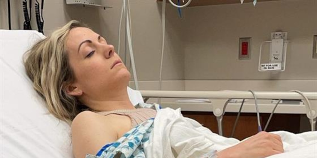 """Carly Waddell in """"Rough Shape"""" After Being Rushed to Hospital - E! Online.jpg"""