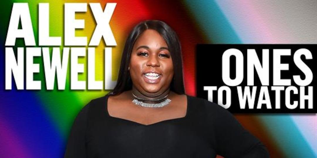 Alex Newell Celebrates Genderfluid Representation: Ones to Watch - E! Online.jpg