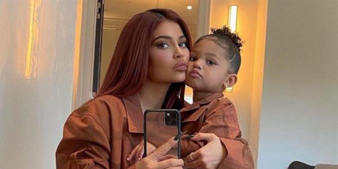 Stormi Webster Impersonates Mom Kylie Jenner on Instagram - E! Online.jpg