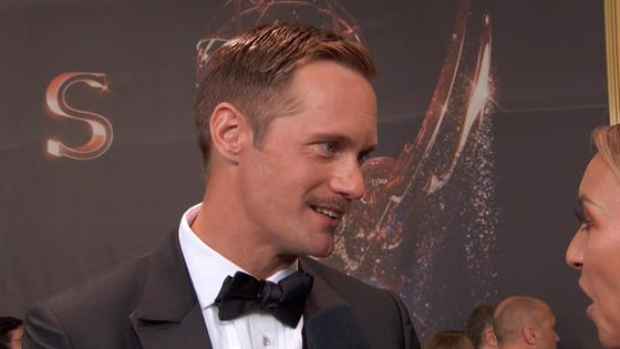 Alexander Skarsgrd News, Pictures, And Videos  E News-9154