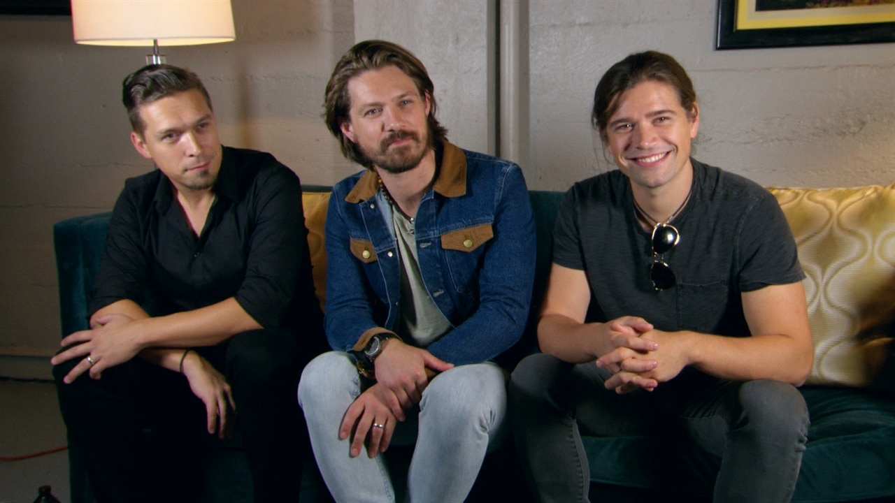 "You'll Never Guess Hanson's Real Meaning Behind ""MMMBop"""