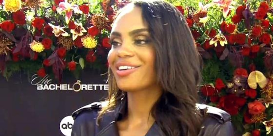 """How """"Bachelorette"""" Michelle Young Sniffs Out Red Flags - E! Online.jpg"""