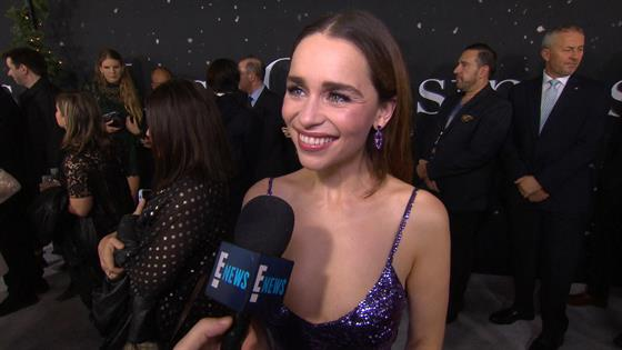 Emilia Clarke Reveals the Real 'Game of Thrones' Coffee Cup Culprit!