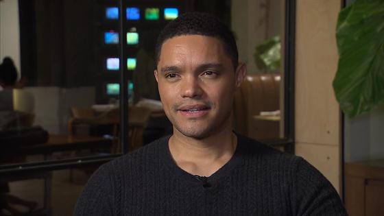 Trevor Noah Opens Up About His Humble Roots