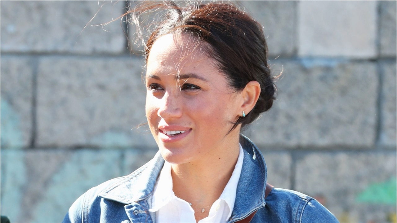 Meghan Markle Once Again Breaks Royal Tradition While on Africa Tour With Prince Harry