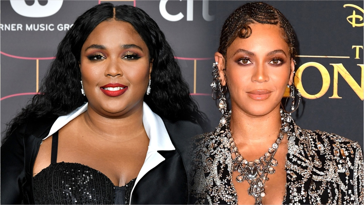 Lizzo Tears Up After Beyonce's Birthday Shout-Out