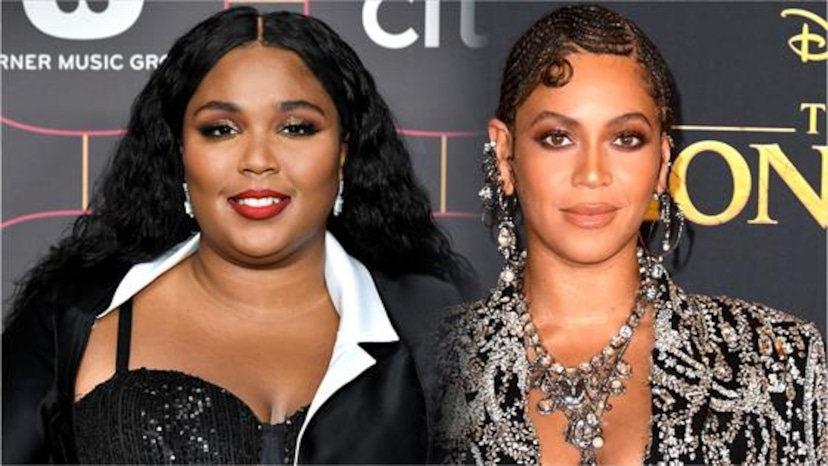 Lizzo Breaks Down In Tears After Beyonce Wishes Her A Happy Birthday E Online