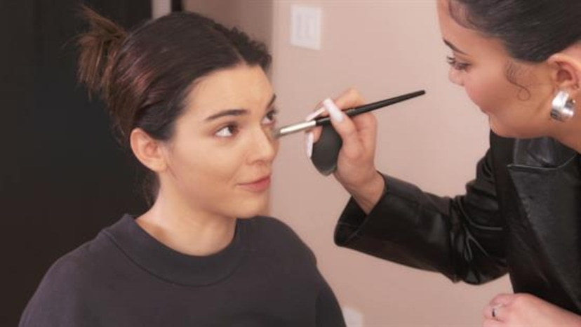 Kendall Kylie Jenner S New Makeup Will Have Your Glam Needs Covered E Online Ca