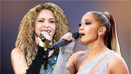 Jennifer Lopez and Shakira to headline Super Bowl half-time show