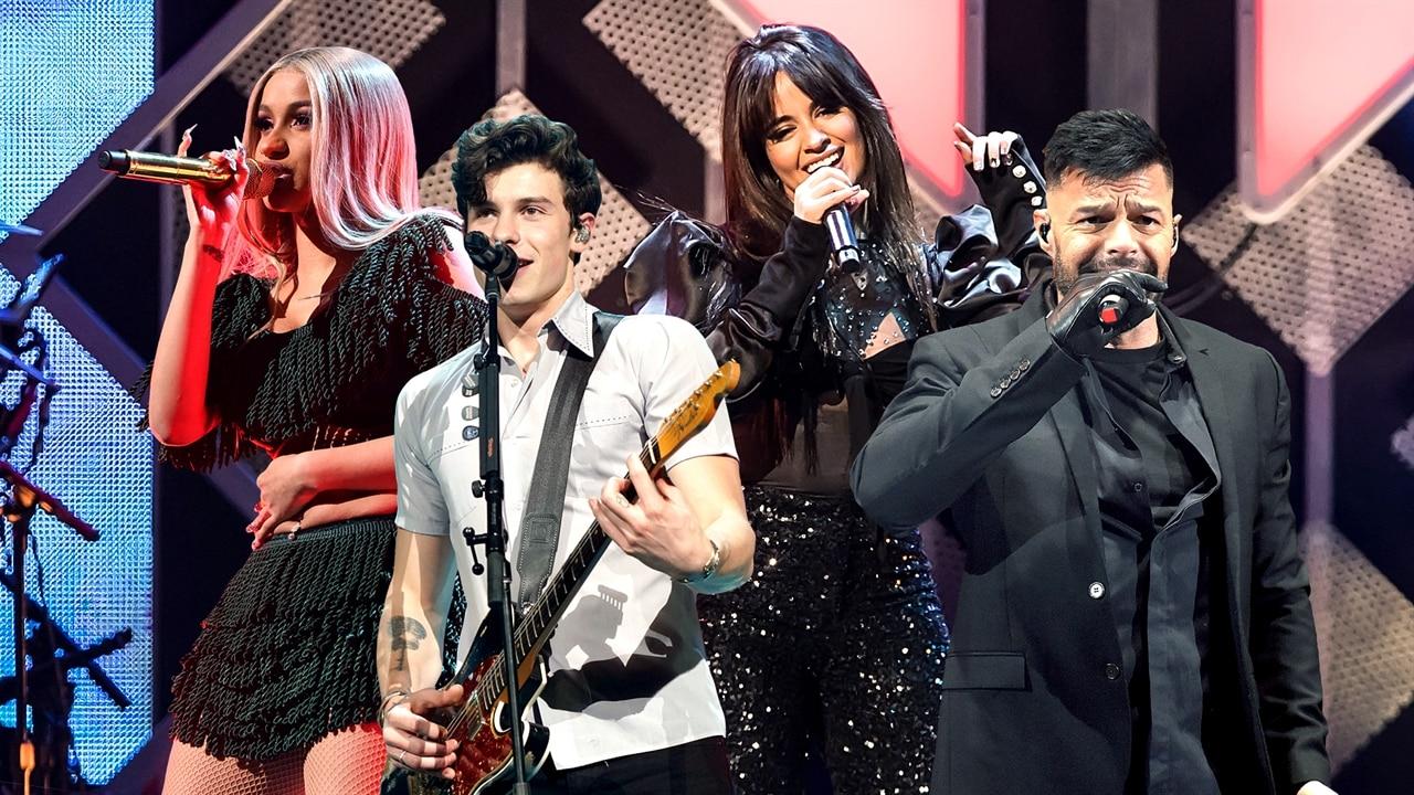 Inside The 2019 Grammy Awards Latinx Representation