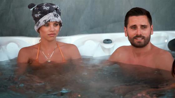Why Kourtney Kardashian Invited Sofia Richie to Finland
