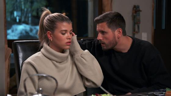 Kourtney Kardashian and Scott Disick's 'awkward' trip with Sofia Richie