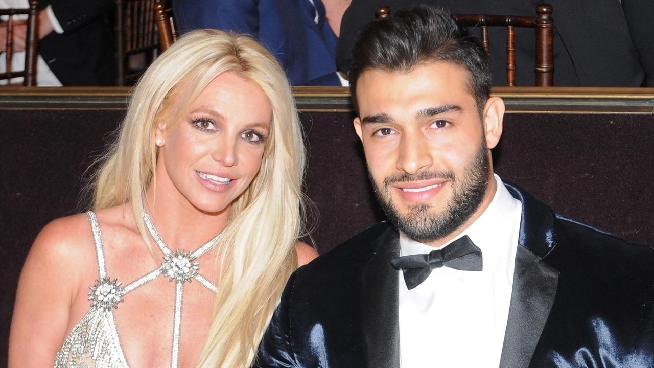 Britney Spears & BF Sam Asghari