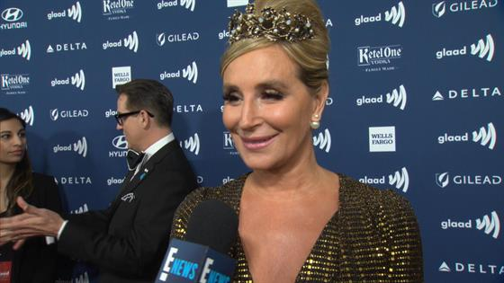 Is sonja morgan bisexual