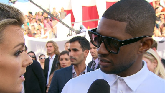 Usher's Private World Revealed: Why the Singer Keeps His