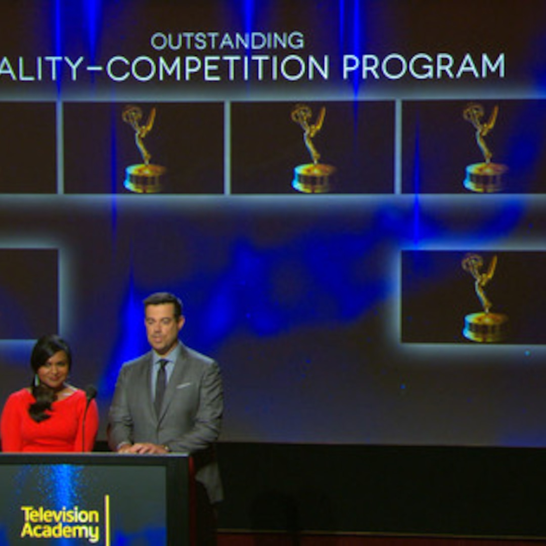 2014 Emmy Nominations: Reality Competition - E! Online