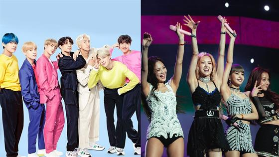 Behold The Comeback: BTS and Blackpink | E! K-Popping