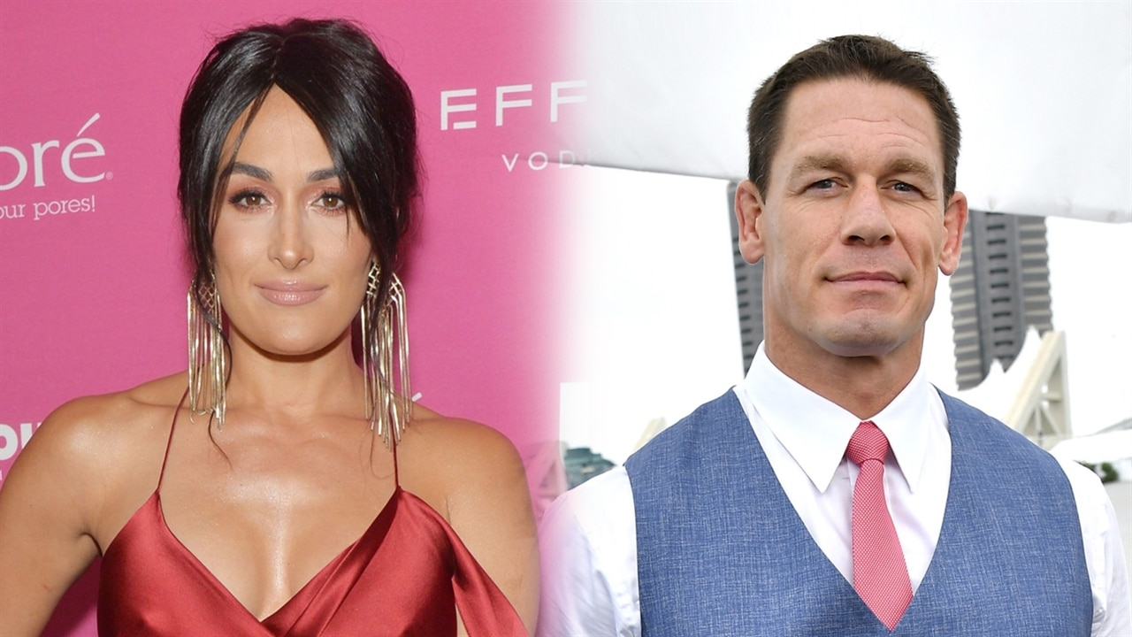 Nikki Bella Doesnt Want Split With John Cena To Define Her  E News-3190
