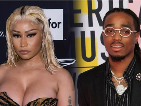 Quavo Hints at Fling With Nicki Minaj in New Song
