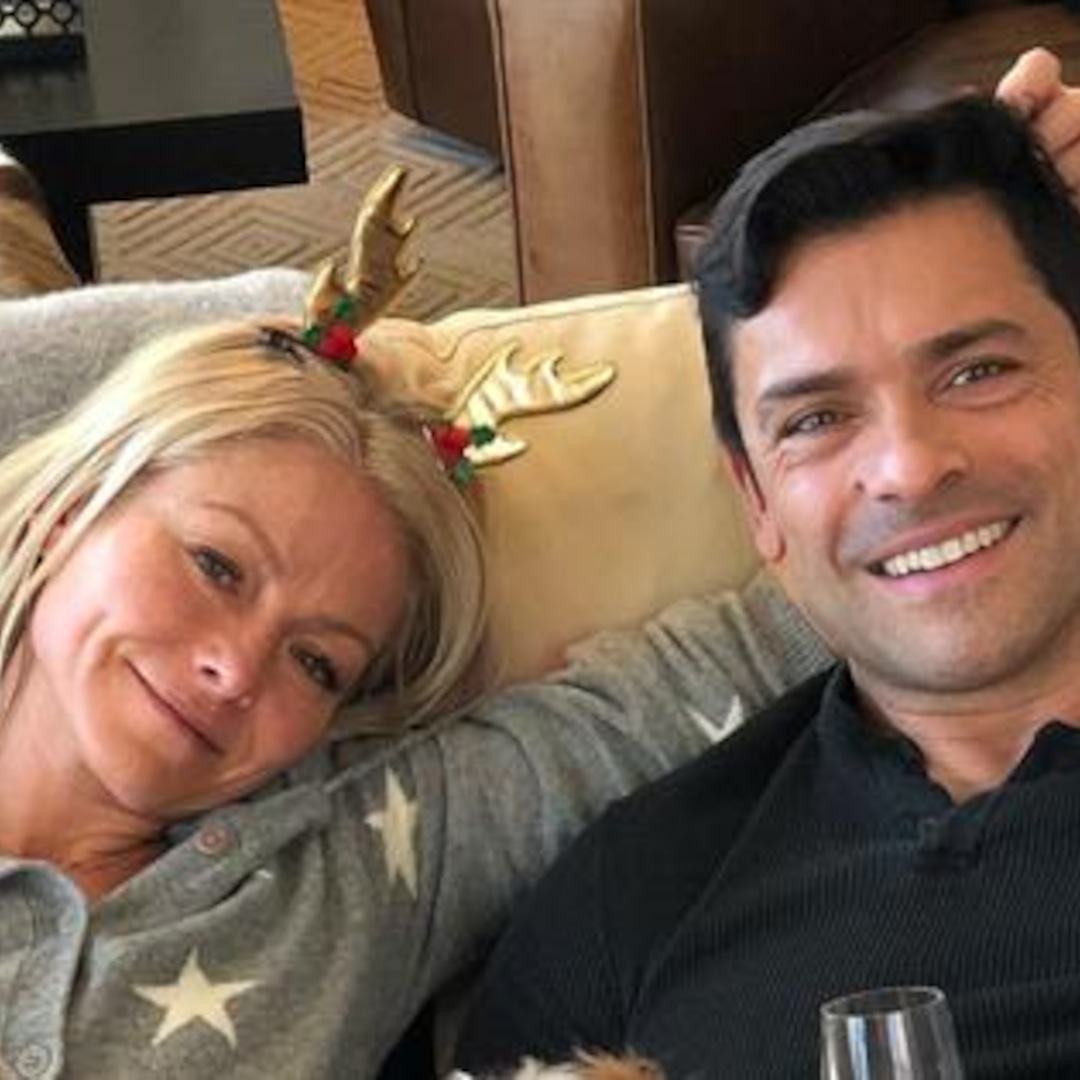 Mark Consuelos' NSFW Comment on Kelly Ripa's Instagram