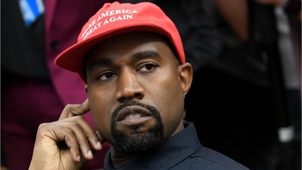 Kanye West Reveals Phone Password During White House Visit