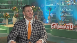 John Cena Talks Wedding Planning and Relationship