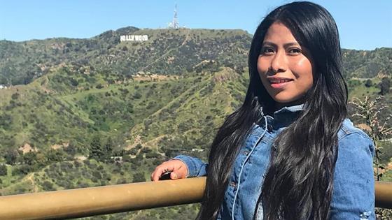 Yalitza Aparicio se convierte en la imagen de la Guelaguetza 2019