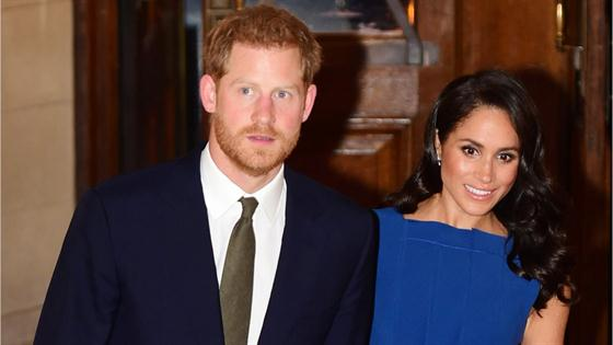 Meghan Markle Shows First Signs of Royal Baby Bump